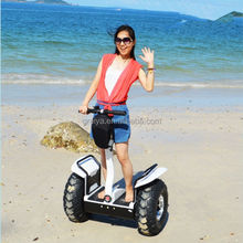 For Outdoor Sports two wheel off road self balance electric scooter personal transport vehicle