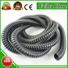 Elastic soft pvc lay flat water hose pipe 3 inch water hose pvc pipe fittings
