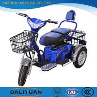 three wheel electric motor bike car for passenger
