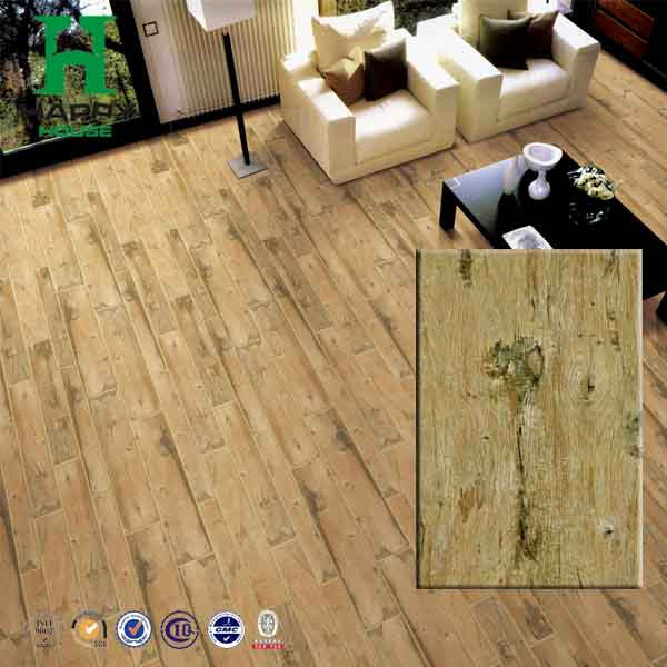 Glazed Polished Wooden Tile 3d Flooring Wood Flooring