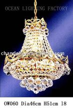 New arrived classic crystal lighting wholesale or retail OW060