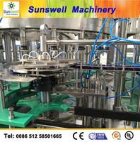 PET bottle soybean oil filling machine / PET complete filing line