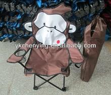 la forma de mono niño silla plegable cy8181