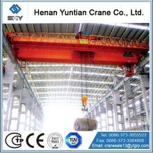 New Double Girder Workshop Overhead Crane Price