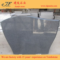 Cheap G654 Blank Granite Tombstones Prices