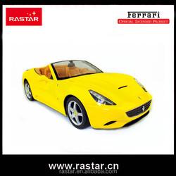 High speed rc car Ferrari california rc toy battery rc car model