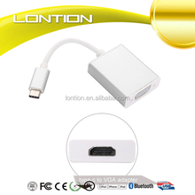 usb type-c to VGA adapter from LONTION