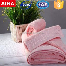 High quality 5 star 100% cotton golf towels