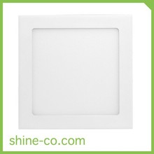 LED Ceiling Lights 6W 540lm 120*120*20mm SMD2835 for School Home Office