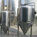 fermentador da cerveja