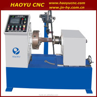 Automatic Stainless Steel / Carbon Steel Pipe Butt Joint Welding Machine