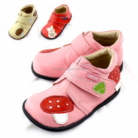 Soft leather baby shoes, infant shoes , anti-slip off the baby shoes