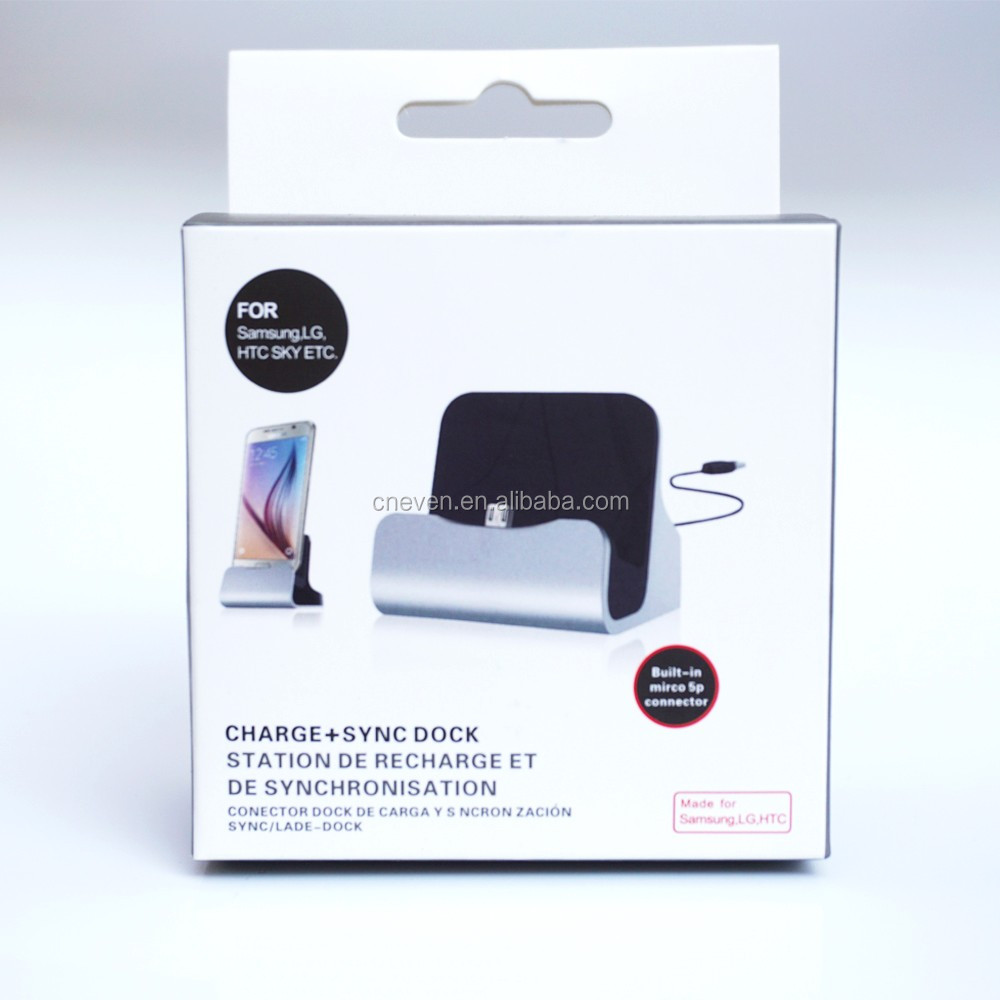 Hot Sale Universal Docking Station Aluminum Charging For Wireless Charger Datar Samsung Our Services