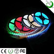 2012 shenzhen SMD 5050 IP65 waterproof flexible RGB led strip light 12V