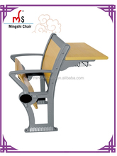 China combo school desk and chair used school furniture for sale