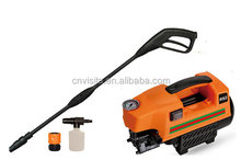 high pressure car washer with 1500w induction motor