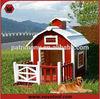Cheap Wooden Dog Cage / Dog Kennel /indoor dog pens