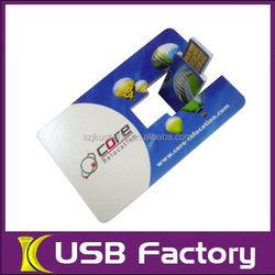 New new coming soft material pvc usb flash drive 8gb