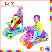 Baby walker toys car big wheel baby carriage for chidlren
