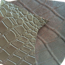 High-end genuine crocodile cow skin price
