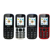 blue jenny 2014 promotion and wholesale 1.8 inch dual sim cards standby