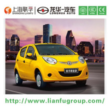 Low-speed electric car