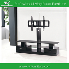 8mm Second Tempered Glass Plasma TV Stand Furniture TV Cabinet