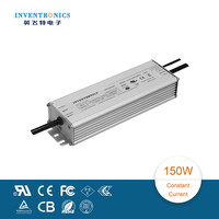 2015 new 90~305Vac input and output 150W 700mA ac to dc Inventronics dimmable LED switch mode power supply