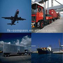 LCL/FCL shipment for logistics shipping services from Shenzhen, China to Calcutta, India