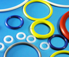 different colors silicone o -rings