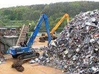 Scrap Metals HMS 1+2 and Used Rails