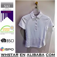 100% cotton boy polo tee shirts, striated polo tee shirts for boy