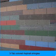 bitumen backing carpet tiles for roofs