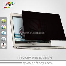 Japan PET material high clear anti glare matte laptop screen protectors 15.6