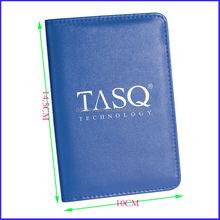 Wholesale PU leather Travel card Passport case