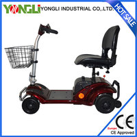 Nanjing YLDB11 Safe and convinient old people walker scooter electric high speed 9km/h