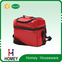 China Manufacturer Custom Tag Promotion Thermal Cooler Insulated Lunch Tote Bag