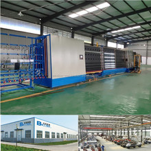 Double glass machine / Automatic insulating glass production line