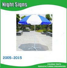 single bone sunshade umbrella/beach umbrella