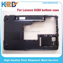 Wholesale Laptop Cover D shell for Lenovo G550 Bottom Case