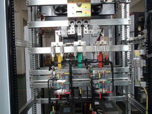 VAR power factor controll panel
