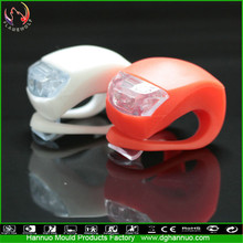 Popular selling waterproof CE silicone material battery powered rotary warning light