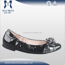 Customized color black, Tan or Brown or white leather flats size 39