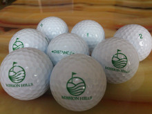 Nide factory Wholesales high quality range golf ball & practice golf ball
