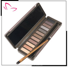 2015 hot selling Naked 12 colors eye shadow palette nude eye shadow brand eye shadow