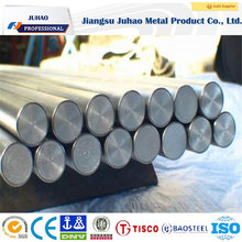 ASTM 201 hollow bar stainless Steel round Bar heat resistant
