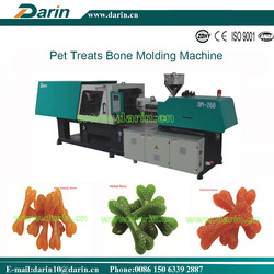 Treats Injection Moulding Machine for Dogs Dental Treats