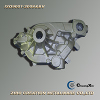 Die-casting Aluminum Housing For AW3142 Auto Water Pump