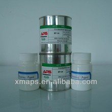 Silver epoxy glue with excellent electricity conductive performance