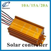 Factory wholesale led street light solar charge controller pwm 12v 24v
